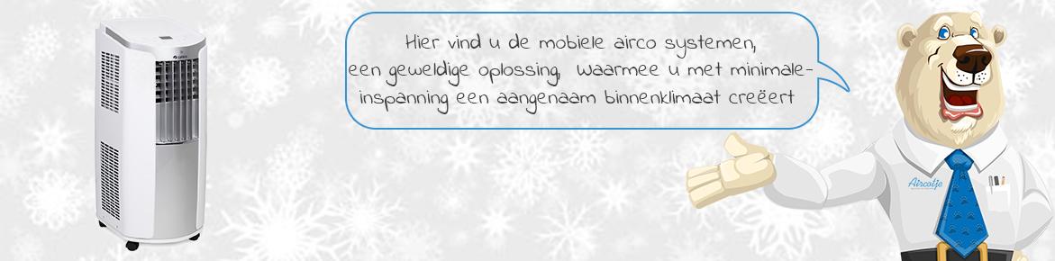 Mobiele airco systemen