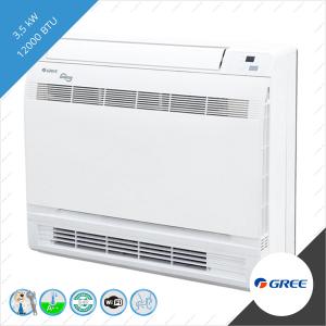 Gree Console 3,5 kW wit binnen unit GEH12AA-K6DNA1F