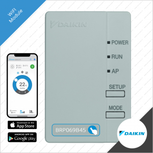 Daikin WiFi module online controller BRP069B45