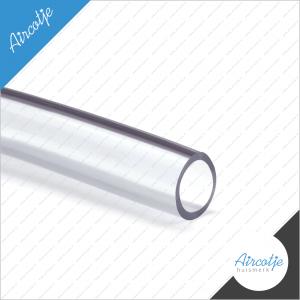 Condensslang PVC transparant 6 x 9 mm