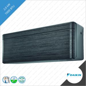 Daikin stylish binnen unit FTXA-20BT zwart hout