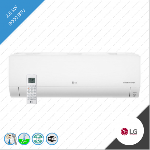 LG Deluxe 2,5 kW DC09RQ  DC09RQ-NSJ  DC09RQ-UL2 2,5 kW binnen unit
