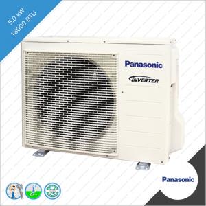 Panasonic Etherea 5,0 kW binnen unit CS-XZ50TKEW zilver