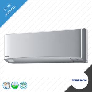 Panasonic Etherea 2,5 kW binnen unit CS-XZ25TKEW zilver