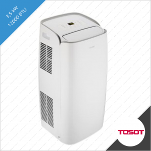 Tosot MOMA 19 mobiele airco 3.5 kW 12000 BTU