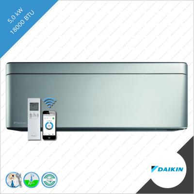 Daikin stylish binnen unit FTXA-50BS zilver