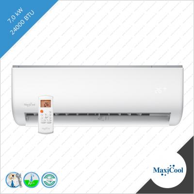 Maxicool Luna AE 3D inverter 7,0 kW wit LMD-AER-24HDI LMD-AE-24HDI-I LMD-AE-24HDI-O binnen unit