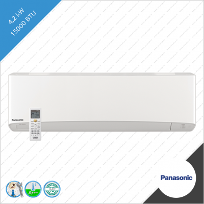 Panasonic Etherea 4,2 kW binnen unit CS-Z42TKEW mat wit