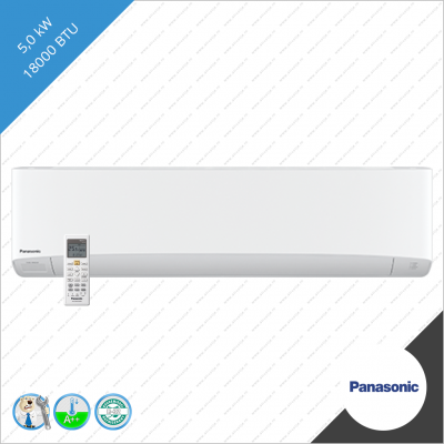 Panasonic Etherea 5,0 kW binnen unit CS-Z50TKEW mat wit