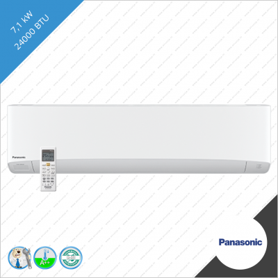 Panasonic Etherea 7,1 kW binnen unit CS-Z71TKEW mat wit