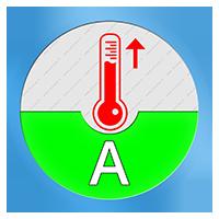 A Energielabel voor het verwarmend vermogen SCOP