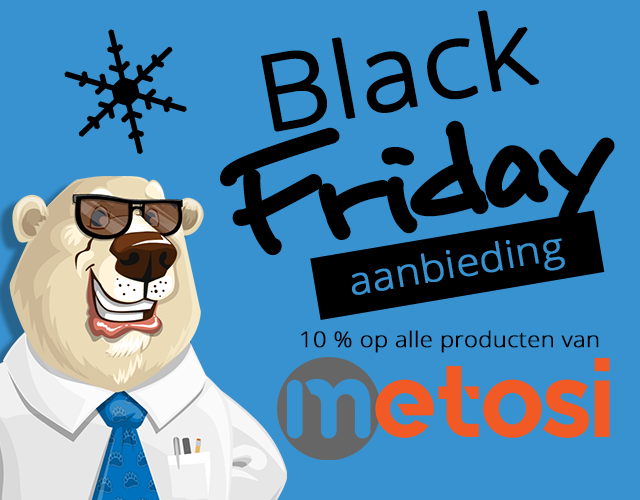 Co´tje goes Black on Friday