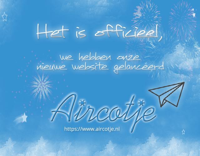 Onze nieuwe airco website is live