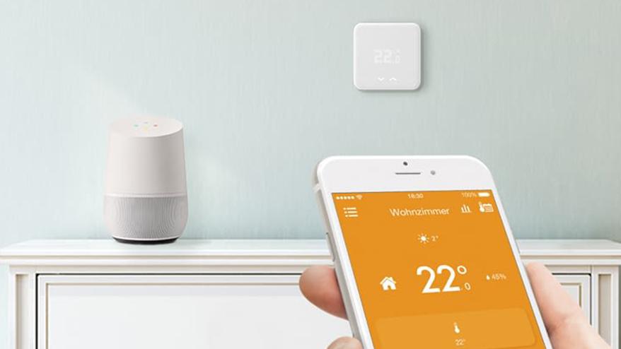 Uw airco verbinden in uw smarthome