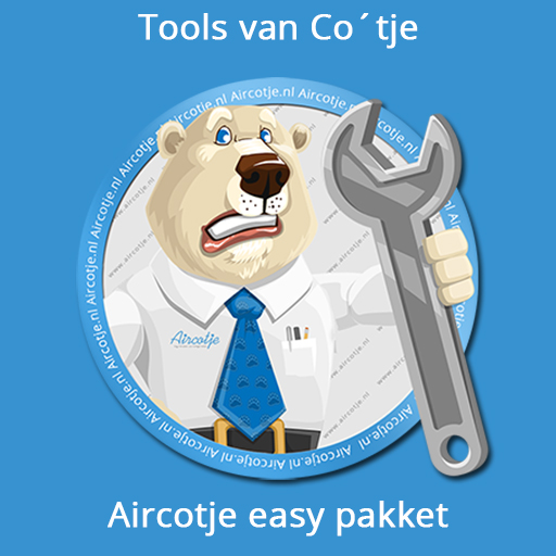 De tools van Co´tje - Airco calculator
