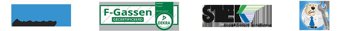 Aircotje.nl is een STEK en F-Gassen gecertificeerd bedrijf